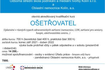 kurz osetrovatel